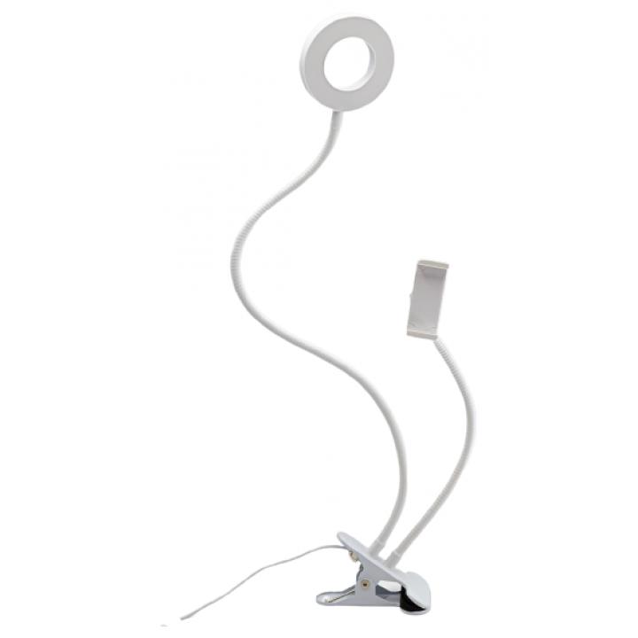 Настольная лампа на прищепке ArtStyle TL-604W