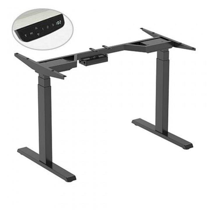 Рама электрического стола М08-23D Ergo Desk Pro двухмоторная